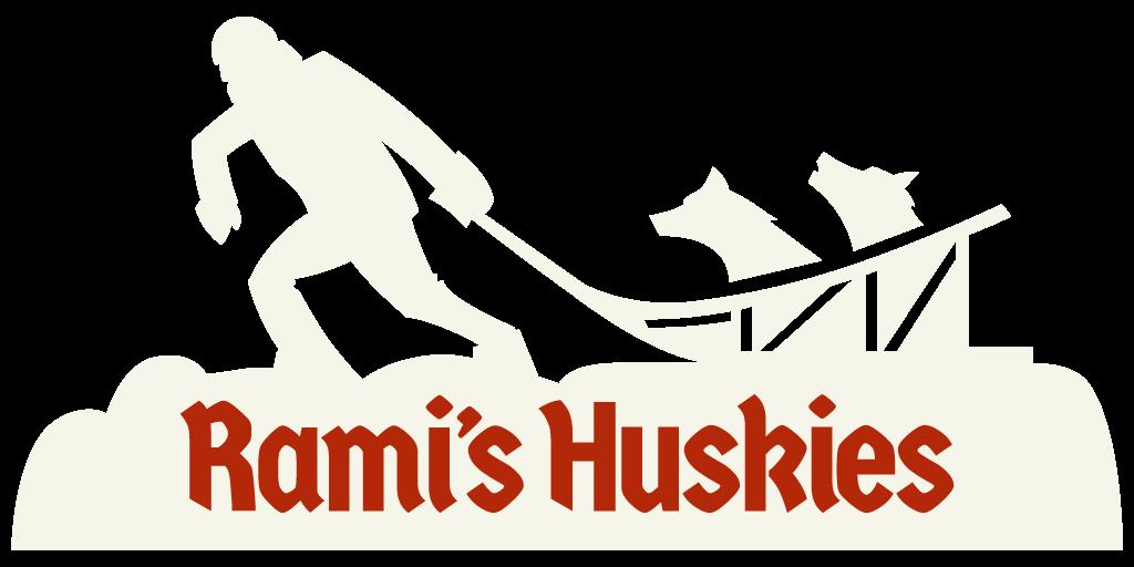 Ramis's Huskies Logo